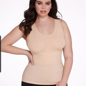 SPANX Trust Your Thin-stincts Tank Nude 1X